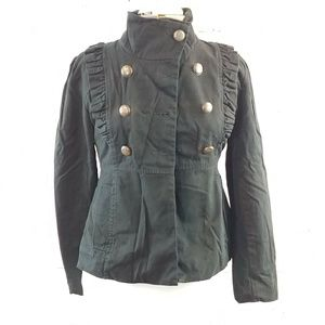 LAST KISS MILITARY STYLE JACKET SZ S